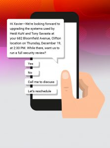 Mobile Text Notification by Zebyl